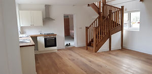 Refurbishment services - Kitchen, Staircases, Living Spaces
