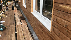 Property Extension Project - External Fascia - Redway Construct - Surrey