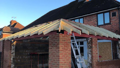 Property Extension Project - Redway Construct - Surrey