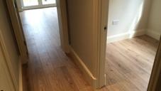 Property Refurbishment - Redway Construct - New Flooring