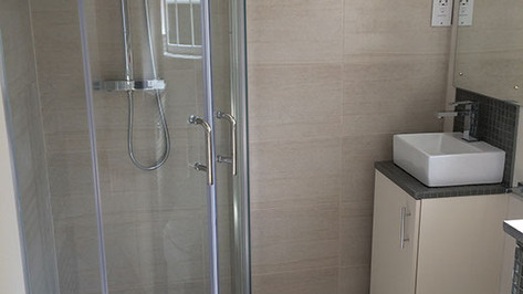Bathroom Installation - Refurbishment Project - Redway Construct - Surrey