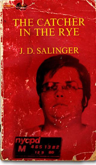 Book cover, The Catcher in the Rye - A Classic Review