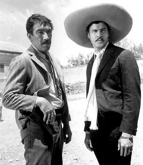 Emiliano Zapata Salazar (Marlon Brando),  Eufemio Zapata (Anthony Quinn), - A Classic Review