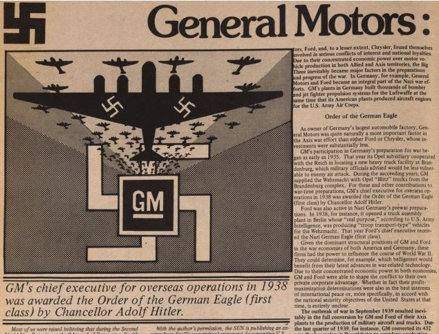 GM exec awarded German Eagle - A Classic Review