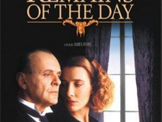 REMAINS OF THE DAY – movie - 1993