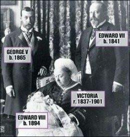 Queen Victoria and family Queen Victoria and family