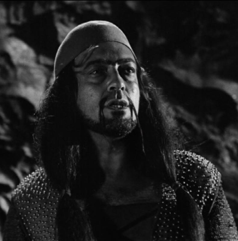 Edgar Barrier as Banquo   - A Classic Review