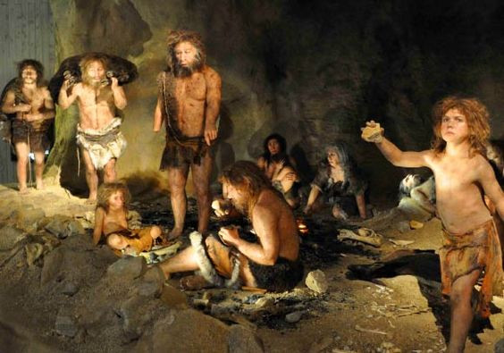 neanderthal cave family - A Classic Review