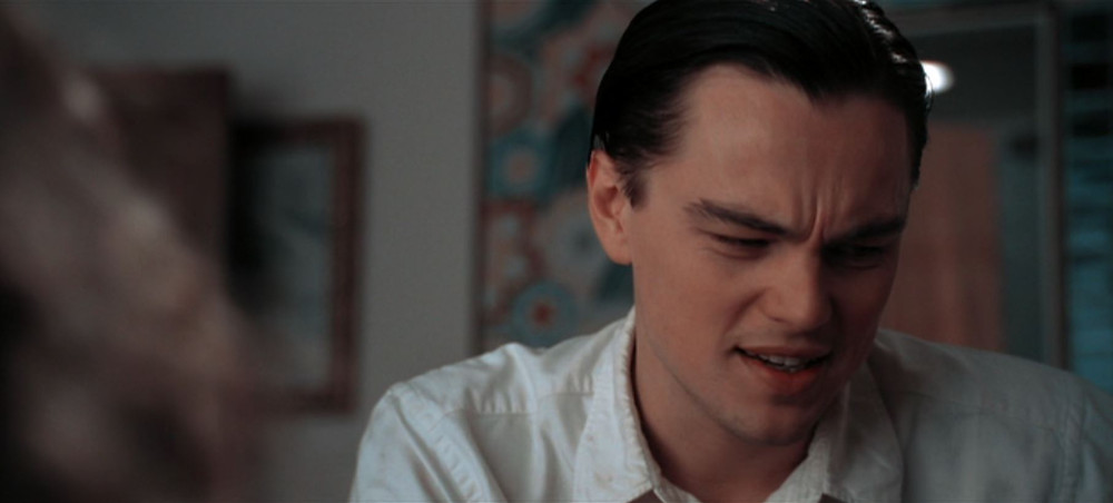 Leonard DiCaprio, close up - A Classic Review