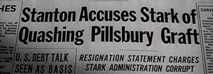 newspaper headline  - A Classic Review