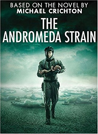 poster, The Andromeda Strain, 2008 - A Classic Review