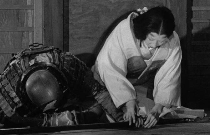 guard, Lady Washizu   - A Classic Review