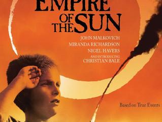 EMPIRE OF THE SUN - 1987 - movie