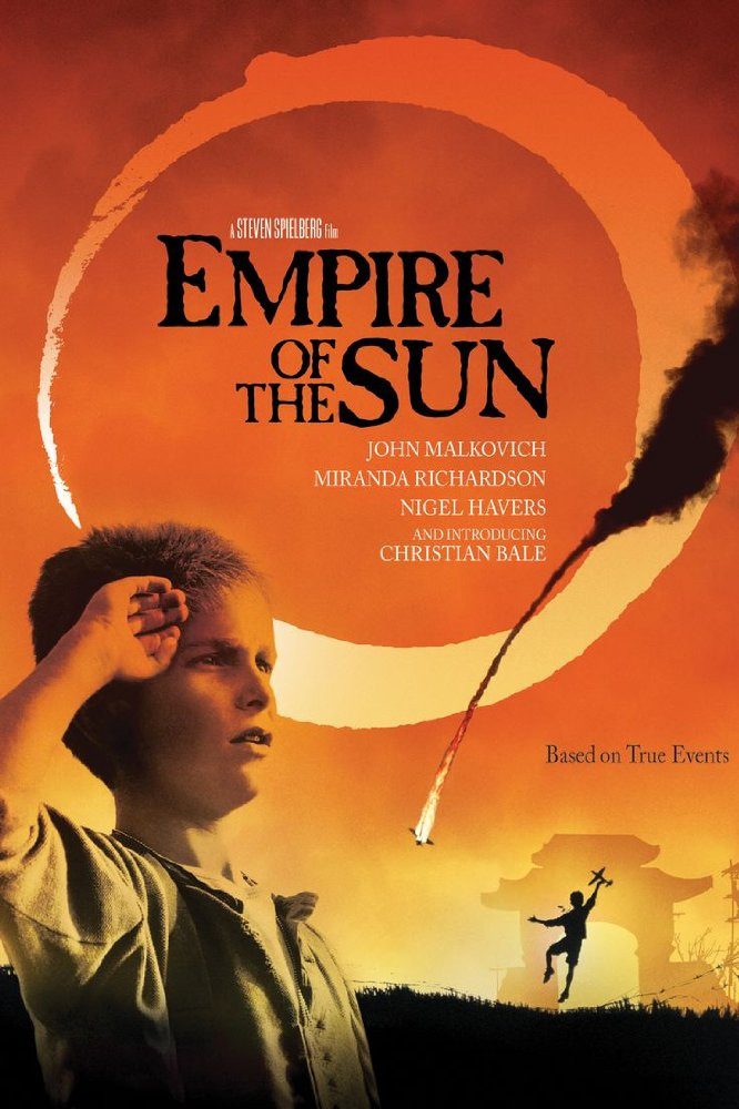 poster, Empire Of The Sun - A Classic Review
