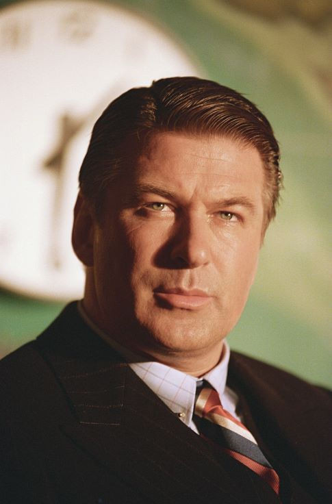 Alec Baldwin as Juan Trippe - A Classic Review