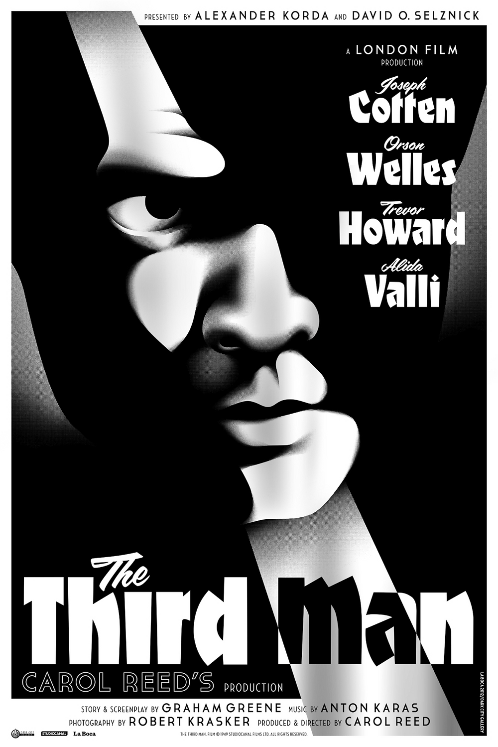 The Third Man poster - A Classic Review