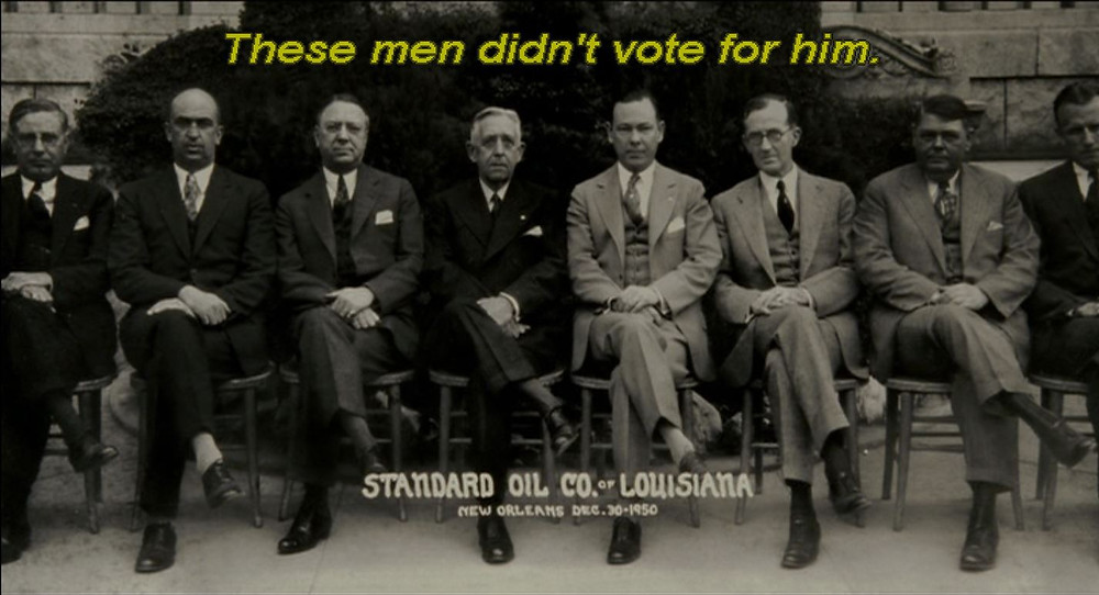 Standard Oil board of directors  - A Classic Review