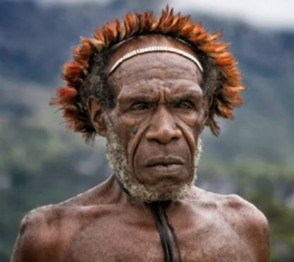 New Guinea man  - A Classic Review