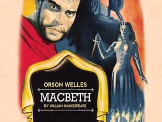 MACBETH – Orson Welles – 1948