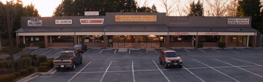 Chris' office in strip mall -   A CLASSIC REVIEW -