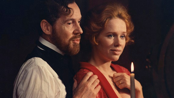 Doctor (Erland Josephson), Maria (Liv Ullmmann) - A Classic Review