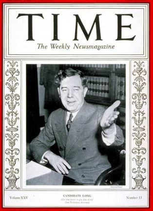 Huey Long - Time  - A Classic Review