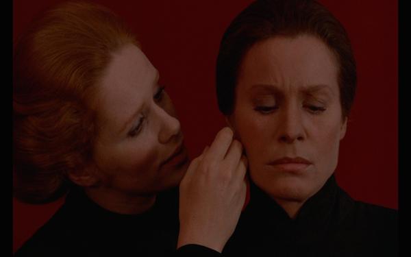 Maria (Liv Ullmmann), Karin (Ingrid Thulin) - A Classic Review