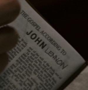 """Bible, John """"Lennon"""" - A Classic Review"""