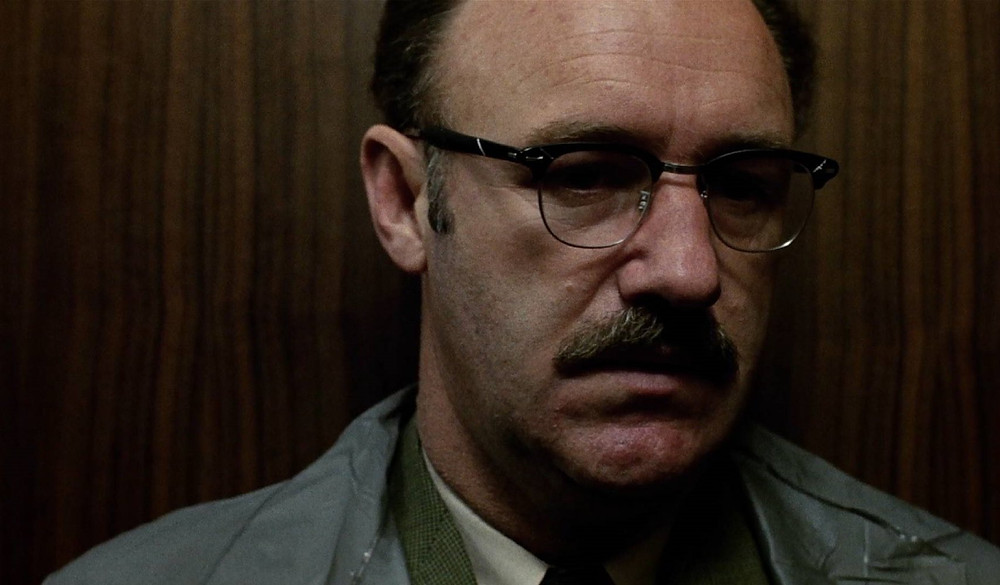 close up of Gene Hackman - A Classic Review