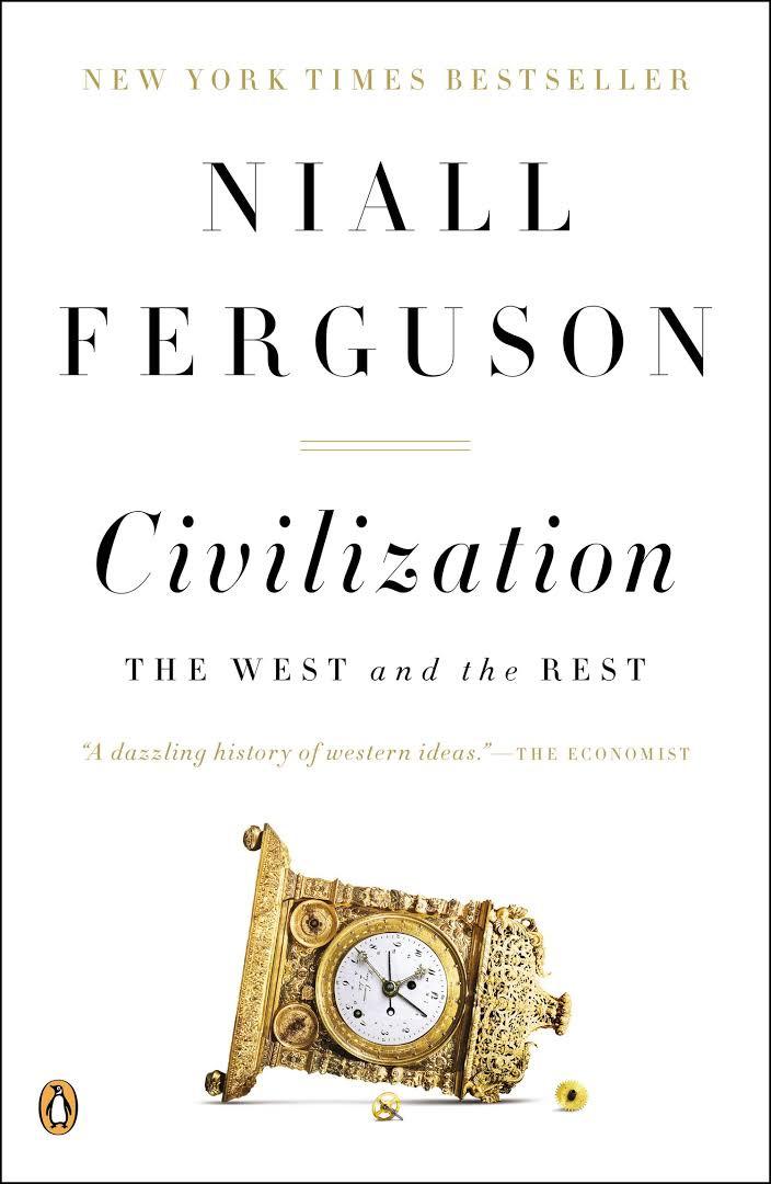 Civilization book cover - A Classic Review