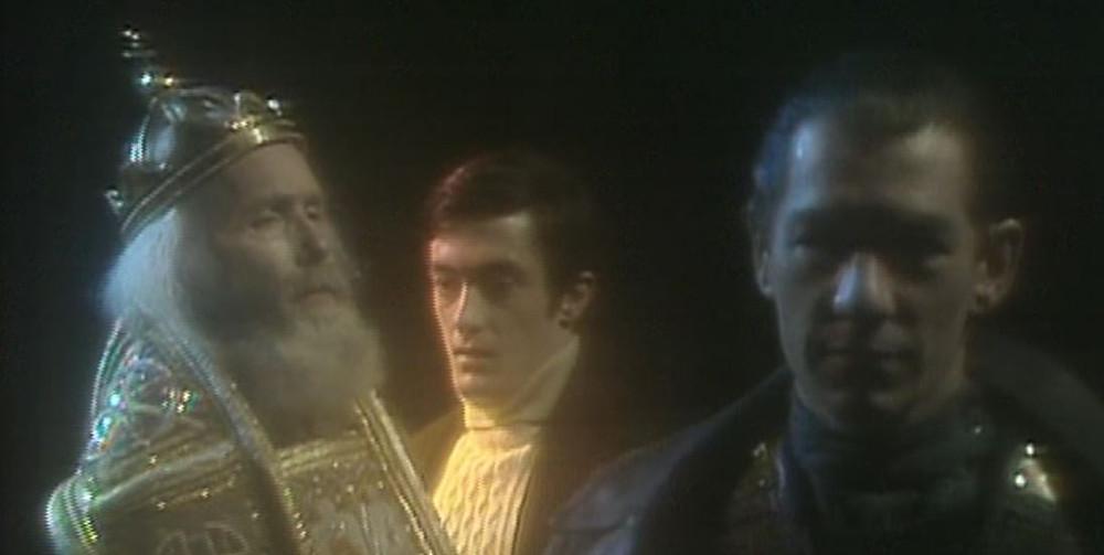 Griffith Jones, Roger Rees, Ian McKellen