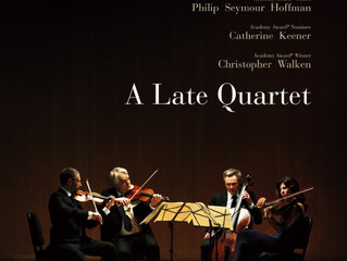 A LATE QUARTET – 2012 - movie