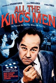 movie poster, Broderick Crawford - A Classic Review