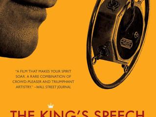 THE KING'S SPEECH – 2010