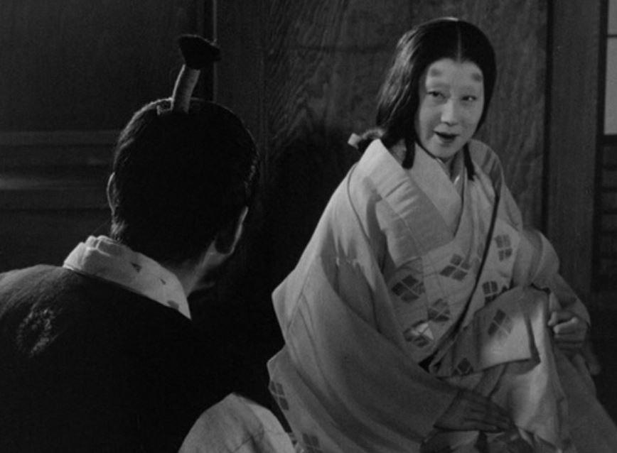 Lady Washizu   - A Classic Review