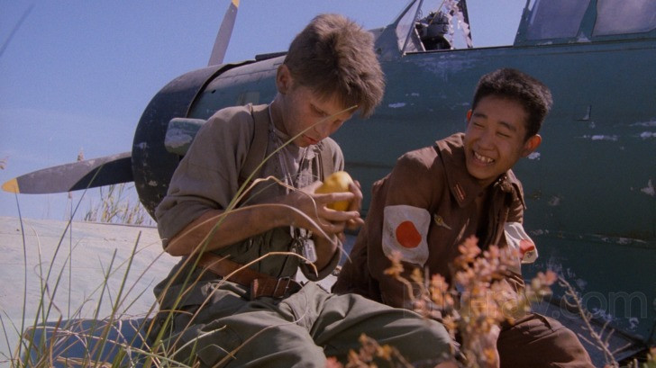 Jim/Jamie (Christian Bale),  boy Kamikazde (Takataro Kataoka) - A Classic Review