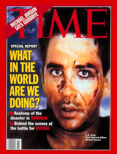 """Time mag cover, """"What in the world are we doing"""" - A Classic Review"""