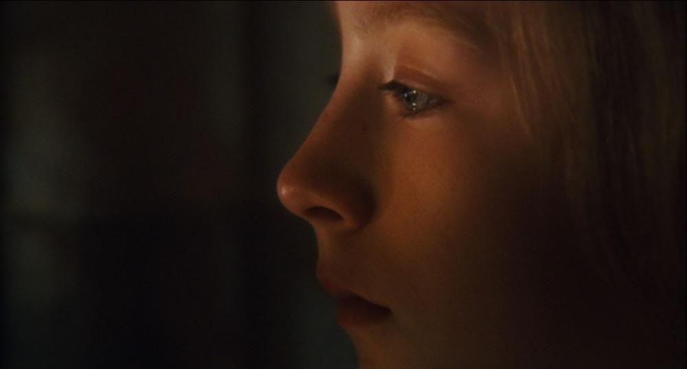 Close up Briony, dark - A Classic Review