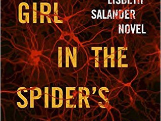 THE GIRL IN THE SPIDER WEB – DAVID LAGERCRANTZ - 2015 - book
