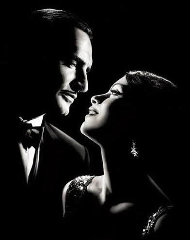 George (Jean Dujardin), Peppy (Berenice Bejo) - A Classic Review