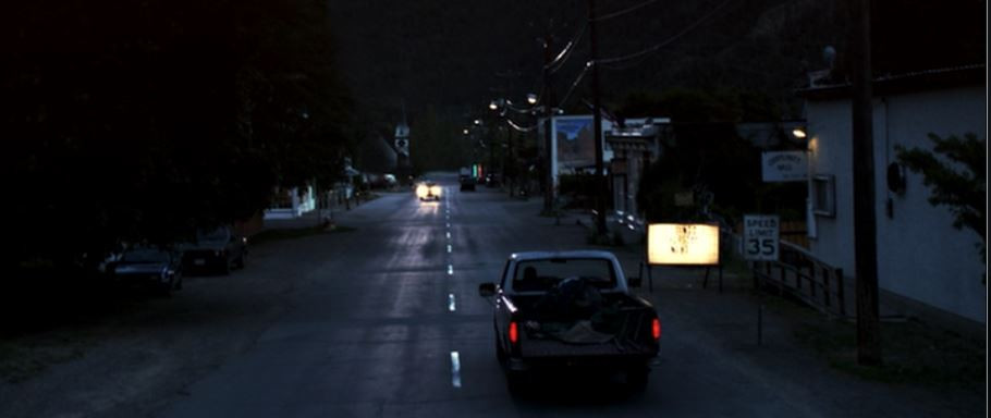 night street, Piedmont, pickup - A Classic Review