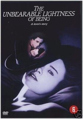 Unbearable Lightness of Being, movie poster - A Classic Review