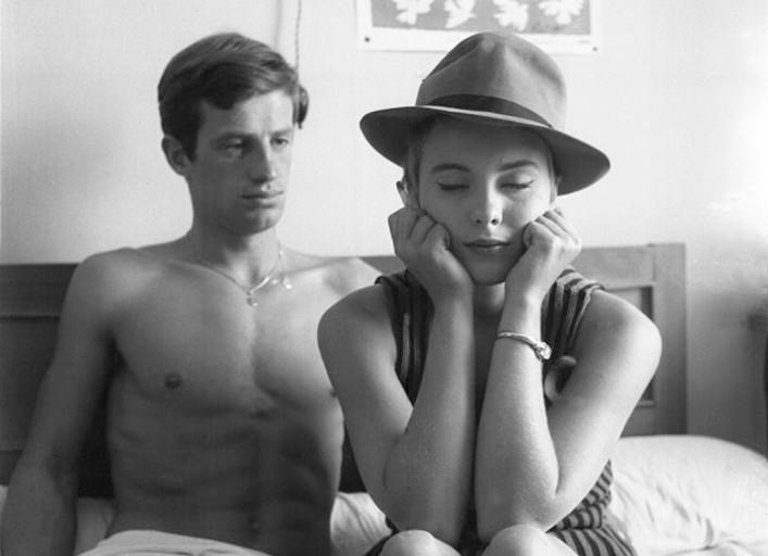 Jean-Paul Belmondo, Jean Seberg - A Classic Review