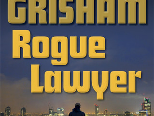 ROGUE LAWYER  - John Grisham - 2015 - book