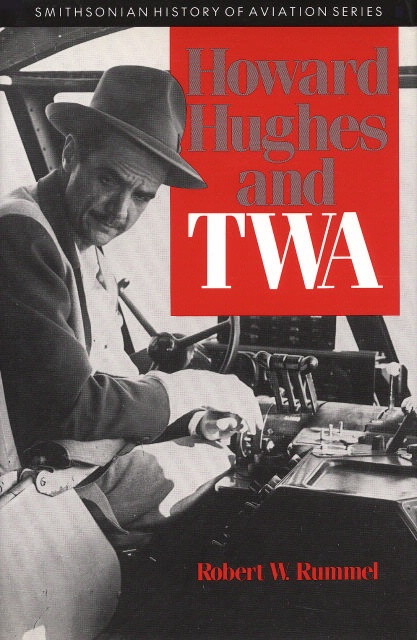 historical cover, Smithsonian, Howard Hughes - A Classic Review