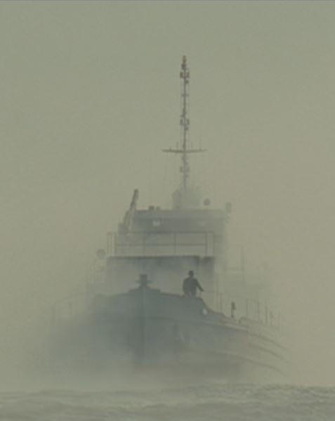 boat in fog bank   -  A Classic Review