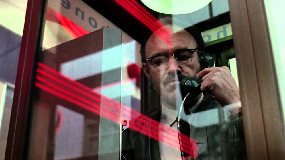 Gene Hackman calling from a payphone - A Classic Review