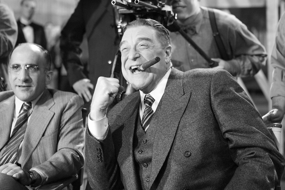 John Goodman, producer, cigar - A Classic Review