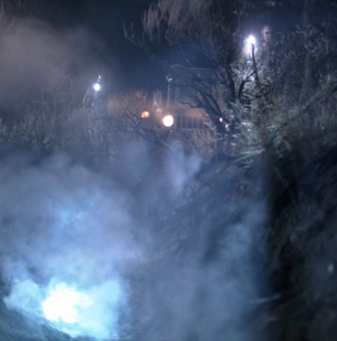 crash scene, smokey - A Classic Review