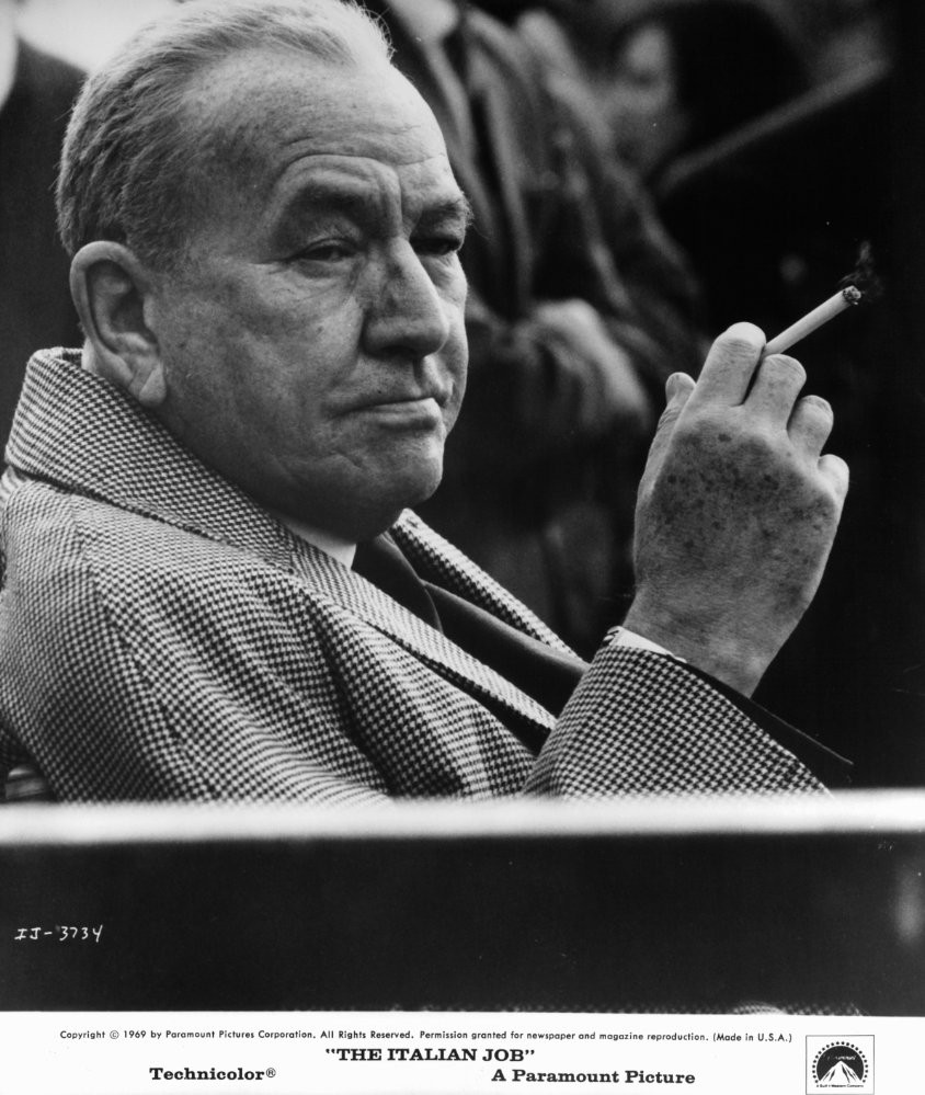 Noel Coward with cigarette - A Classic Review